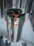 Doppio tubo della scanalatura dell'acciaio inossidabile di U
