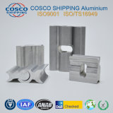 Het aangepaste Profiel van het Aluminium van de Uitdrijving van het Aluminium van Vormen