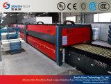 Печь плоского стекла Southtech непрерывная Tempered (LPG)