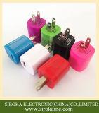 Быстрая зарядка нас пробку мобильный телефон настенное зарядное устройство USB