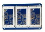 1.0mm 8L 안전 전자공학을%s 다중층 PCB 널 임피던스 통제