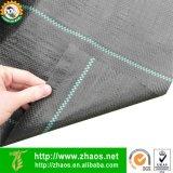 Циновка Weed земной крышки ткани ландшафта полиэтилена высокого качества 100GSM черная