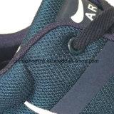 2018 de Tennisschoenen die van de Mensen van de manier Atletische Schoenen met Pu Outsole in werking stellen