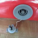 Hete Verkoop! Tuimel Mat van de Lucht van het Spoor de Opblaasbare voor Gymnastiek