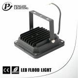 힘 저축 Sanan 정연한 120° 광속 각 알루미늄 LED 플러드 전등 설비