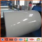 Bobina de aluminio cubierta color de Ideabond para las latas y la luz (AE-31C)