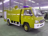 Mini coche de bomberos de Foton Forland 1200L