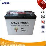 U1r9 12V24ah secam a bateria acidificada ao chumbo da carga para a segadeira de Lawm