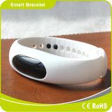 Pedometer-Kalorie das Schlafen brennend, Sendentary Anzeigen-intelligentes Armband überwachend