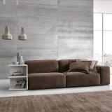 3 Seater quadratische Armlehnen-modernes Büro-Gewebe-Sofa (F720-16-1)