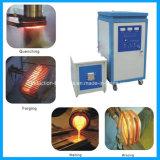 Máquina de calefacción de inducción del precio bajo 60kw para la forja de acero