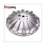 モーター後部カバーのためのOEMの投資の鉄の鋳造