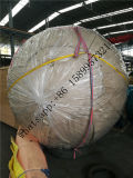 China grandes bolas de decoración personalizados 304 Esfera de acero inoxidable pulido espejo escultura