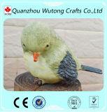 Beeldjes van de Vogel van de Hars van de Decoratie van de Tuin van de douane de Mooie