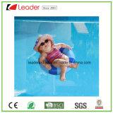 De nieuwe Grappige Drijvende Vette Dame van de Vijver op het Zwemmende Beeldje van de Overlapping voor de Decoratie van de Tuin