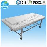 cubierta de cama desechable / cama cubierta de la cama no tejida cala / del hospital