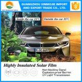 Пленка подкраской изоляции высокой жары пленки окна Whosales солнечная стеклянная/пленка автомобиля солнечная