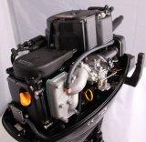 9.8HP F9.8FWS, пульт дистанционного управления, Электрический пуск, короткий вал 4-тактный Parsun снаружи двигателя