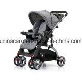 Europäischer Standard-Qualitäts-Baby-Spaziergänger mit Auto-Sitz