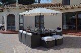 Jogo de luxe do cubo & parasol Multibuy natural do porto