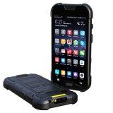 高性能NFCの読取装置13メガピクセルカメラ及び二重バンドWiFiの継ぎ目が無いローミングを用いる4G Lte険しいSmartphone