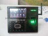 Iface 302の表面および指紋の生物測定の読取装置