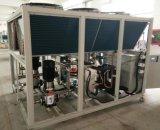 Refrescante de água refrigerada a ar em aço inoxidável de 130kw para processamento de alimentos