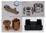 Подгонянная часть CNC точности подвергая механической обработке с алюминиевой сталью металла