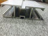 El aluminio de la sección/el aluminio sacaron/el perfil grandes modificados para requisitos particulares de la protuberancia