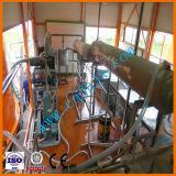 Macchina nera di distillazione dell'olio residuo