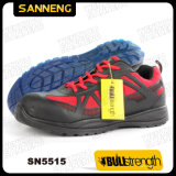 Ботинок безопасности лихтера типа спорта с составным пальцем ноги (SN5515)