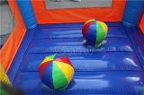気球の城膨脹可能な弾力があるコンボChb1120
