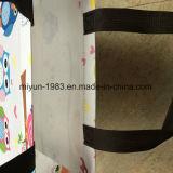il marchio su ordinazione 2017promotional stampato non tessuto trasporta il sacchetto per il regalo