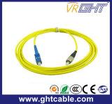 Patch Cord de fibra óptica / Sc Fibra Óptica