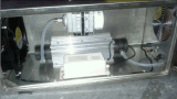 食糧および臭気の取り外しのための壁に取り付けられたO3オゾン器具