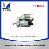 dispositivo d'avviamento di 12V 1.2kw per il motore Lester 17570 di Denso