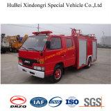 2ton Jmc 물 화재 싸움 트럭 Euro3