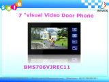 ' populäre video7 Türklingel-Türklingel IP-videowechselsprechanlage mit Aufnahme-Funktion
