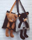 Forme animale PU sac à main pour Femmes et enfants
