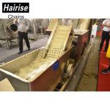 Hairise野菜ベルトのバケツの工場ローラーの生産ラインコンベヤー