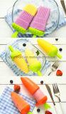 棒が付いているカスタマイズされた形成された食品等級のLollyのプラスチック氷のアイスキャンデー