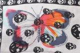 Женщины продают шарф оптом высокого качества каркасной напечатанный головкой Silk