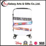 Viajes a medida 180cm sublimación Impreso Promoción de poliéster correa de equipaje