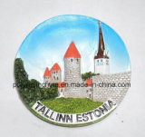 De Magneet van de Koelkast van de Toerist van Estland