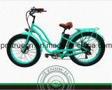 Bicyclette électrique de gros pneu