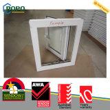 Os cegos dentro da janela Casement duplas de vidro com anti UV da estrutura de PVC