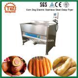 Gaststätte-Gerät für Verkaufs-Mais-Hundeelektrischer Edelstahl-tiefe Bratpfanne