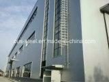 La lumière de grande portée de l'acier Structure en acier de construction préfabriqués groupeur
