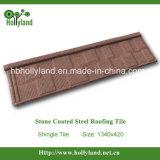 Металлический лист крыши с каменными стружки с покрытием (Шингл типа)