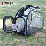 Sac transparent de l'épaule EVA Pet Dog transporteur produit alimentation pour animaux de compagnie